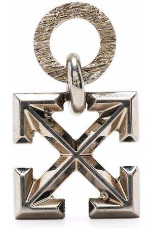 Off-White Men Earrings - Arrow charm earring