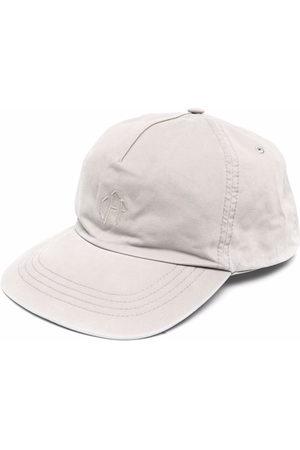 Off-White Men Hats - Logo-embroidered baseball cap