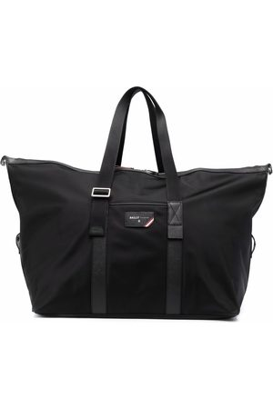 Bally Logo-plaque zip-up holdall