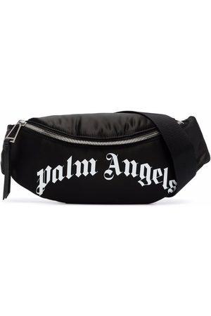 Palm Angels Curved-logo belt bag