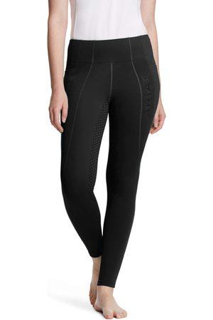 Ariat Women Sports Leggings - Women's Attain Thermal Full Seat Insulated Grip Tight FleeceRiding Breech in