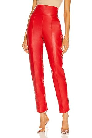 Alexandre Vauthier Leather Pant in