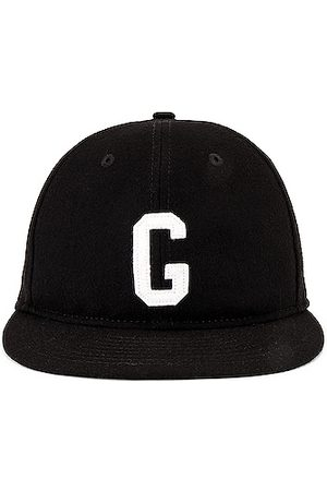 Fear of God New Era Grays Hat in Home