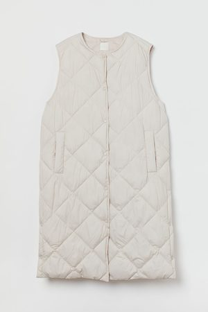 H&M Women Body Warmers - Quilted gilet
