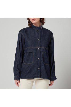 Kenzo Women Shirts - Women's Denim Shirt
