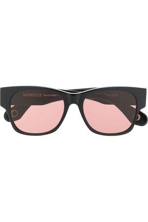 MONOCLE Square tinted sunglasses