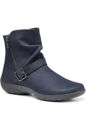 Hotter Rumour Wide Fit Ankle Boots