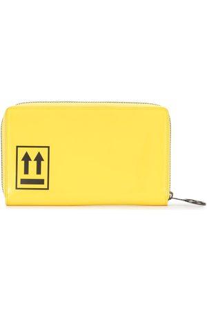 Off-White Zip-around wallet