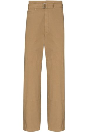 LEMAIRE Men Trousers - TRENCH LSE TRS BRWN