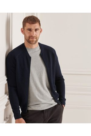 Superdry Studios Knitted Milano Bomber