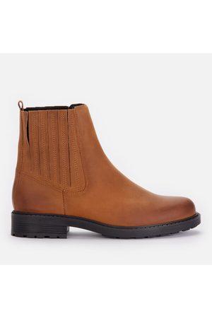 Clarks Women Chelsea Boots - Women's Orinoco 2 Mid Leather Chelsea Boots
