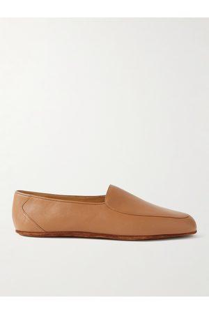 JOHN LOBB Hampton Leather Travel Slippers