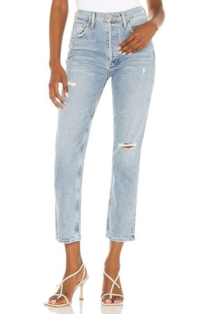 Citizens of Humanity Jolene High Rise Vintage Slim in . Size 24, 25, 26, 27, 28, 29, 30, 31, 32, 33, 34.