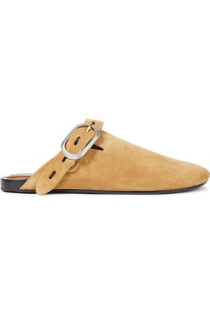 RAG&BONE Woman Suede Slippers Sand Size 35