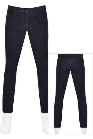 Armani Men Trousers - Emporio J21 Regular Fit Jeans