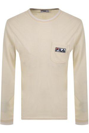 Fila Men Long Sleeve - Fila Hato Long Sleeve T Shirt