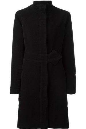 Jean Paul Gaultier Pre-Owned Women Coats - Funnel neck wrap coat