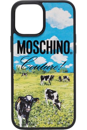 Moschino Women Phones - Couture! iPhone 12 Pro case