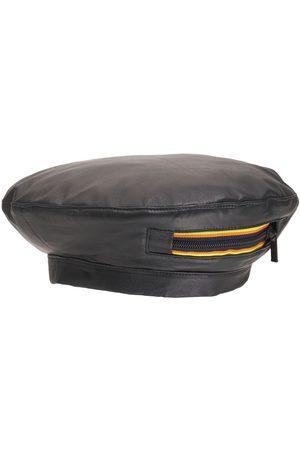 K-WAY R&D Men Hats - Reversible Leather Basque Hat