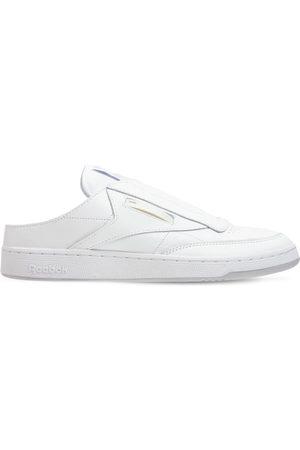 Reebok Men Sandals - Beams Club C Laceless Mule Sneakers