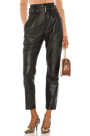 Song of Style Suzie Leather Pants in . Size S.