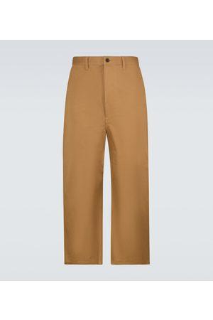 Junya Watanabe Cotton herringbone pants