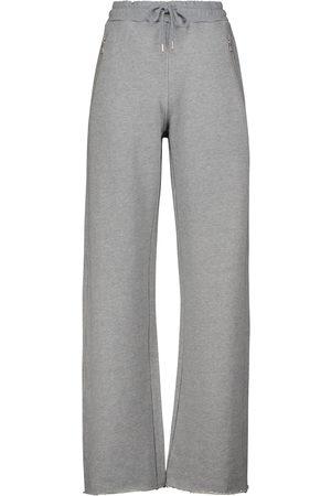 Dries Van Noten Women Wide Leg Trousers - Wide-leg sweatpants