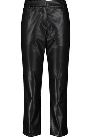 Velvet Honey faux leather pants