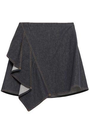 ADEAM Women Denim Skirts - BOTTOMWEAR - Denim skirts