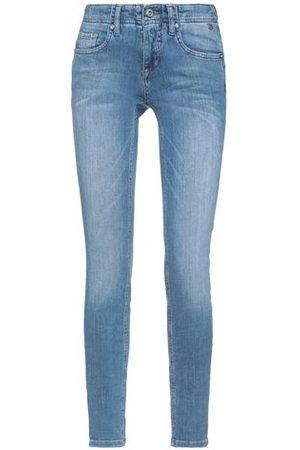 FREEMAN T.PORTER BOTTOMWEAR - Denim trousers