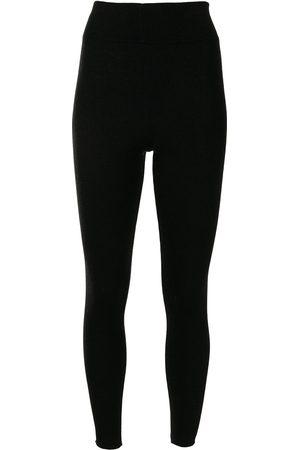 Cashmere In Love Women Leggings - Cruz cashmere-knit leggings