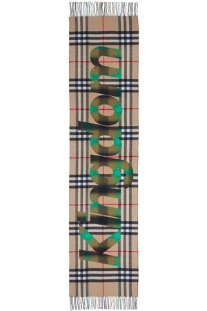 Burberry Kingdom check scarf
