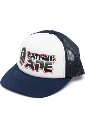 A Bathing Ape Graphic snapback cap