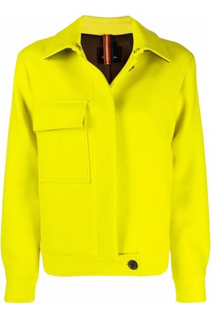 PS Paul Smith Button-down fitted jacket