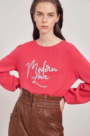Suncoo Percy Rose Sweater