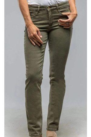 Mac Jeans Women Skinny - Mac Dream Skinny Khaki Jeans 5402 00 0355 645R
