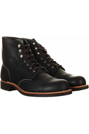 Red Wing Women's 3366 Heritage Iron Ranger Boot - Boundary Leather Colour: Boundary