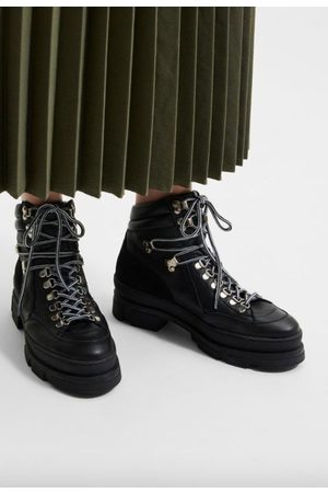 Selected Femme Maya hiking boot