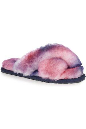 Emu Australia Women Slippers - Mayberry Tie Dye Slippers Sunset