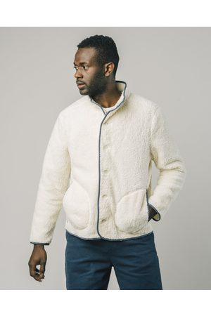 Brava Fabrics Fleece Jacket Ecru