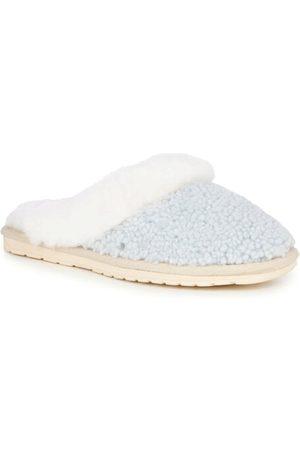 Emu Australia Women Slippers - EMU Jolie Teddy Slate Slippers