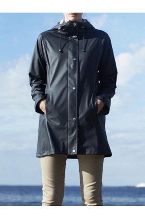 Ilse Jacobsen Women Rain Jackets - Rain 87 Raincoat Dark Indigo 660