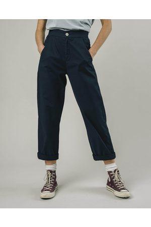 Brava Fabrics Women Chinos - Chino Navy