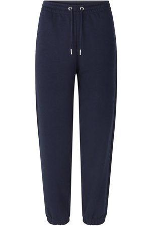 Second Female Women Trousers - Carmella Sweat Pants - Marine