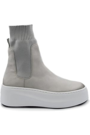 vic matiè Women Ankle Boots - Nabuk trunk