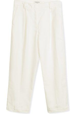 YMC Market Trousers - Ecru Cord