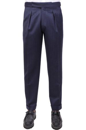 Blu Briglia Men Trousers - Briglia Trousers