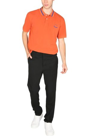 PS by Paul Smith MEN'S M2R151LPG2126616 OTHER MATERIALS POLO SHIRT