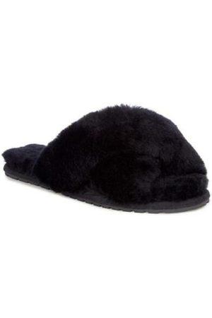 Emu Australia Women Slippers - Mayberry Sheepskin Slippers Black W11573