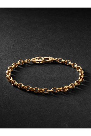 Foundrae Men Bracelets - Sister Hook 18-Karat Bracelet